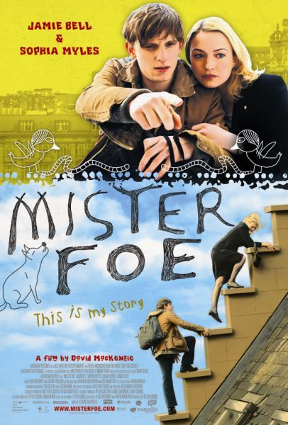 Mister Foe (英國版)海報