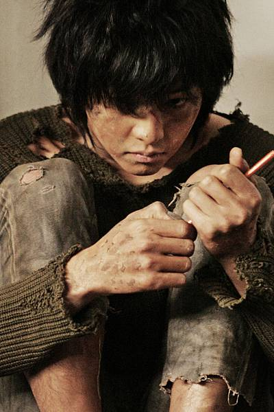 A WEREWOLF BOY still 01