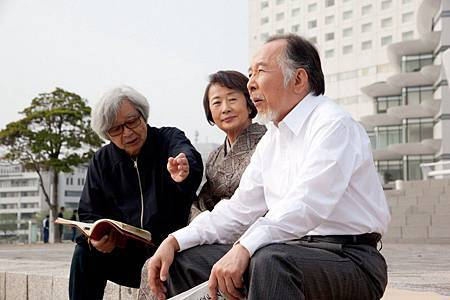 山田洋次挑戰小津安二郎經典作 (复制)