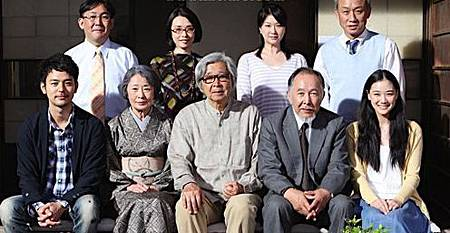 《东京家族》海报2