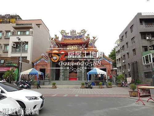 05台南買屋賣屋永慶湖美五餅二魚房屋網新興國中99坪店地
