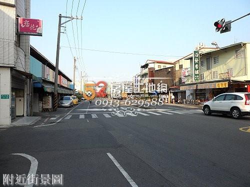 02台南買屋賣屋永慶湖美五餅二魚房屋網中西區西和路三角窗建地