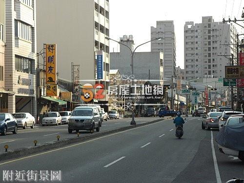 01台南買屋賣屋永慶湖美五餅二魚房屋網中西區西和路三角窗建地