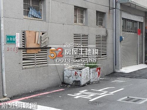 12台南買屋賣屋永慶湖美五餅二魚房屋網中西區西和路三角窗建地
