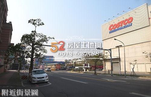 01台南買屋賣屋永慶湖美五餅二魚房屋網旗哥大興路面135坪建地