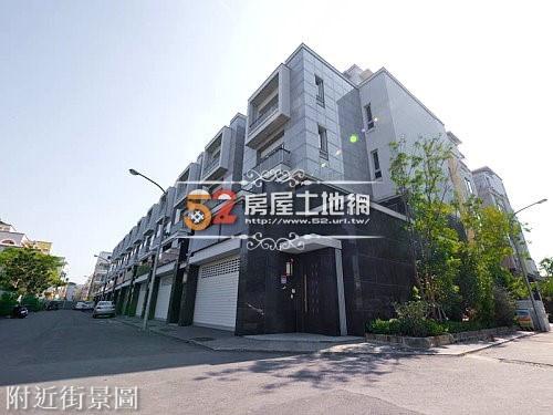 01台南買屋賣屋永慶湖美五餅二魚房屋網西賢一街電梯豪墅