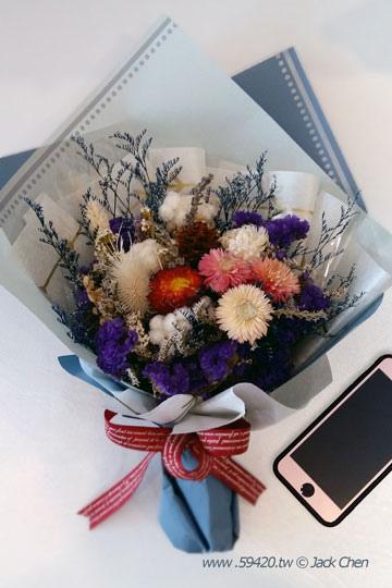 180607(2) 乾燥小花束
