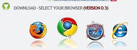 Download-Select your browser