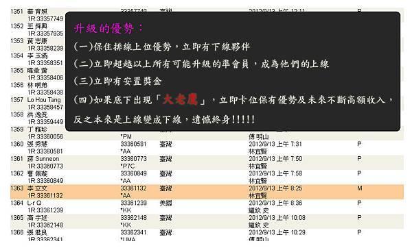 2012-09-21 恭喜 李 立文 看懂商機加入VEMMA的大家庭