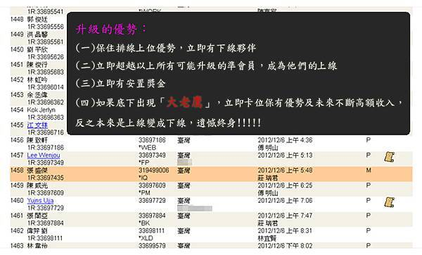 2012-12-19 恭喜 張 盛傑 看懂商機加入VEMMA的大家庭
