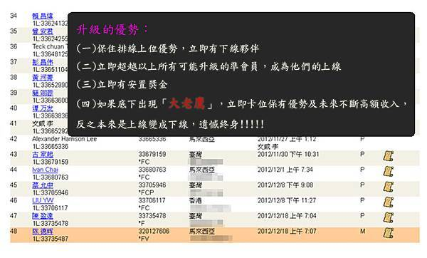 2012-12-20 恭喜 陈 德辉 看懂商機加入VEMMA的大家庭