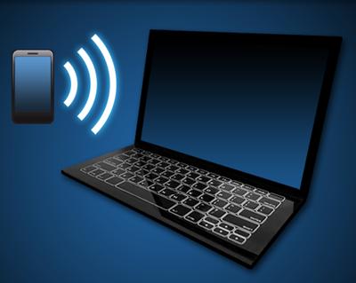 手機Wi-Fi 行動AP 分享網路給筆記型電腦0