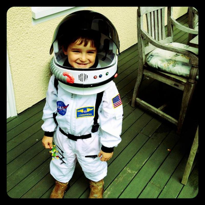 一句鼓勵孩子的話,讓阿姆斯壯登上月球