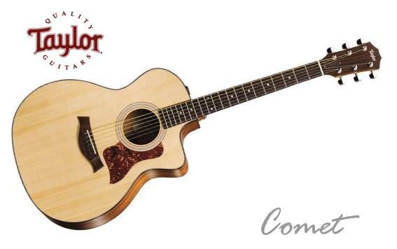 114CE1吉他 taylor