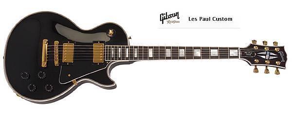 1.Gibson custom