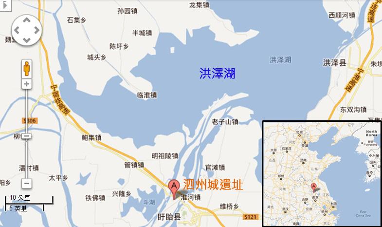 20120220考古現場_泗州城及大map