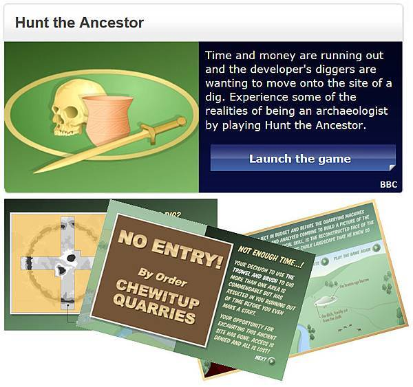 Hunt the Ancestor