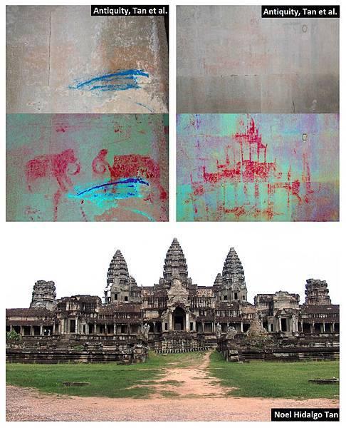 Paintings of Angkor Wat