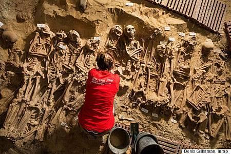 巴黎超市墓葬