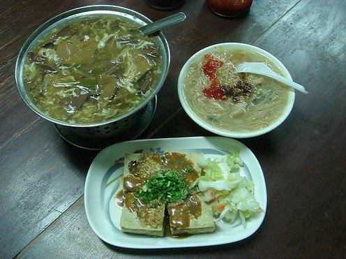 荳蘭橋吉祥臭豆腐特餐