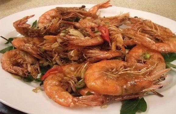 花蓮美食》在地人推薦美味/福源海鮮小吃 美食令人垂涎