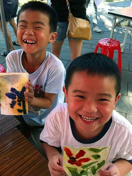 2012-建成公園- ihua-撕貼課程-MOCA主辦-04