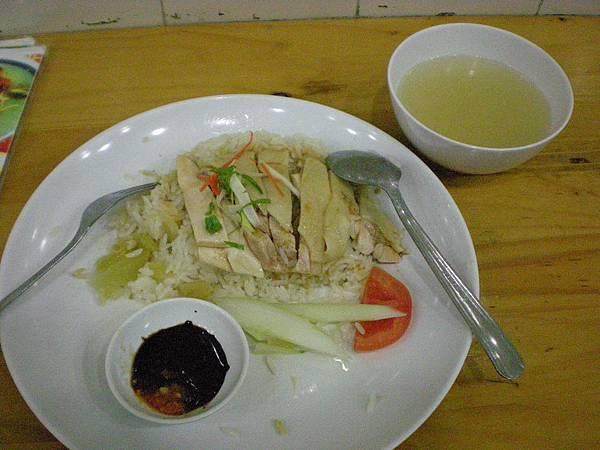著名美食-海南雞飯