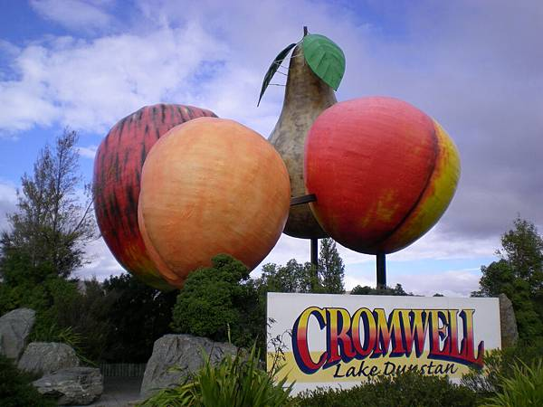 水果鎮cornwell的地標