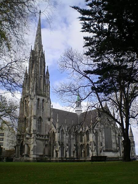 Dunedin 的第一教堂