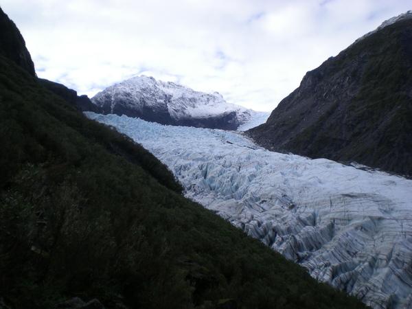 傳說中的Fox冰河