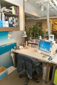 轉貼:別在辦公桌上迷路了!