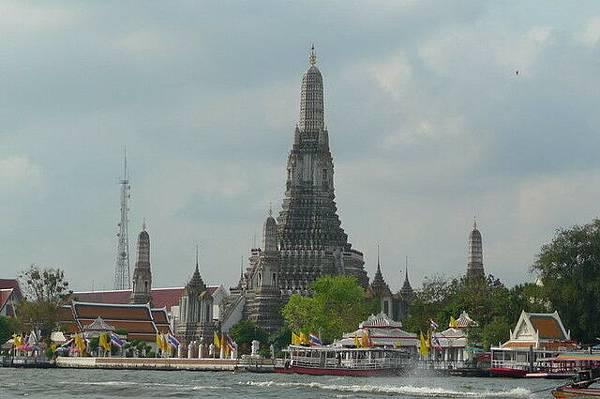 Wat Arun鄭王廟