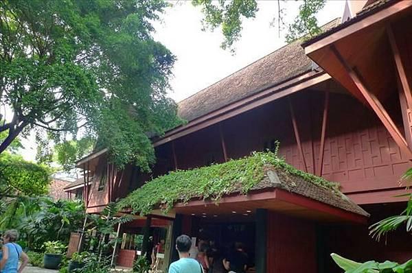 傳統泰式建築