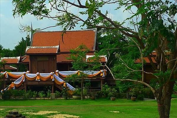 泰式傳統民房
