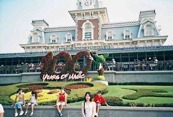 迪士尼100周年