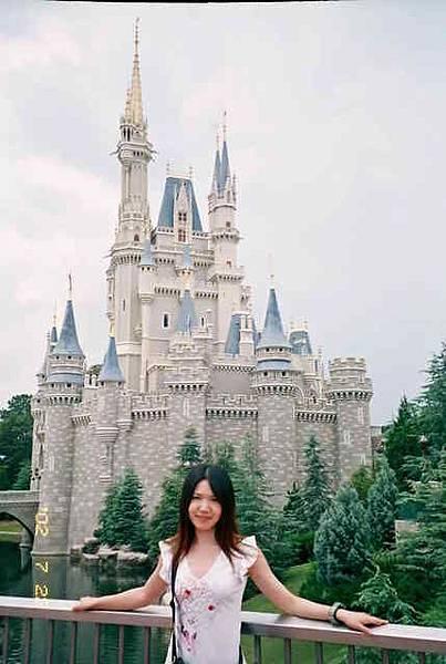 也是夢幻城堡
