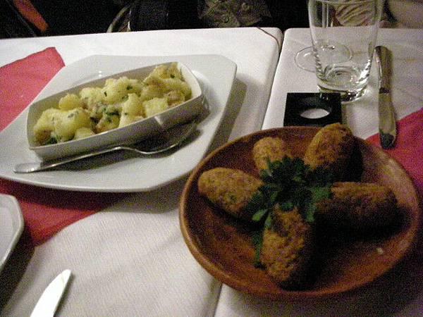 某天晚上是葡萄牙菜