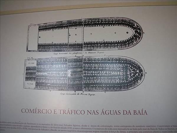 古代黑奴運輸船