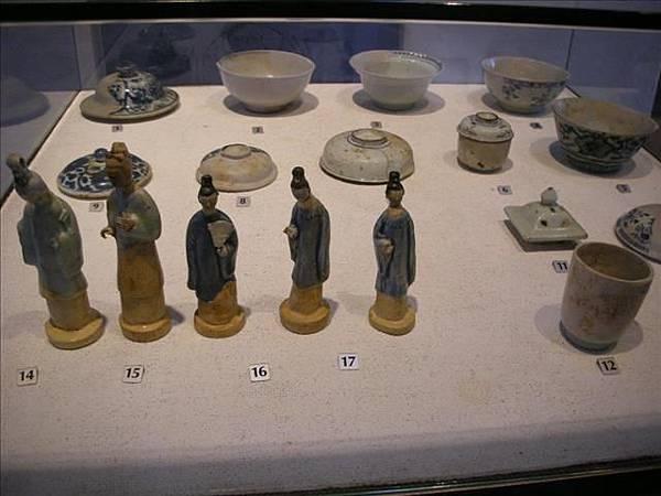 從中國運來的瓷器
