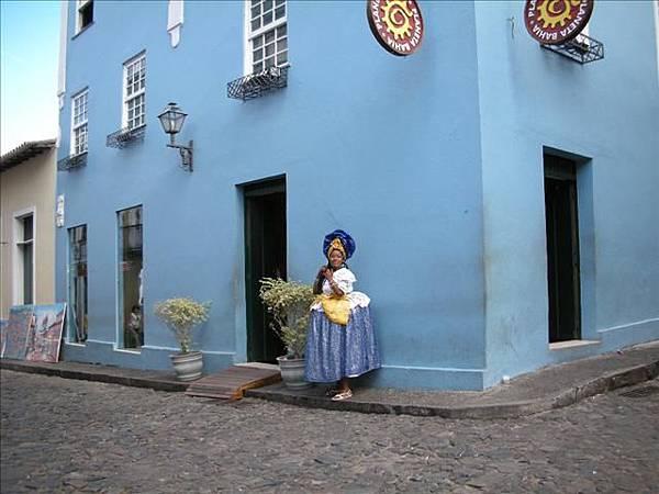 Bahia女性傳統服飾