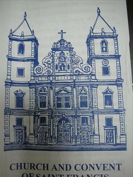 解說上的黃金教堂