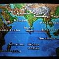 快要到Male~Maldives