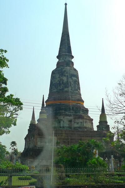 Ayutthaya 泰國古都