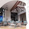 面湖的餐廳