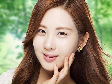 snsd seohyun the face shop
