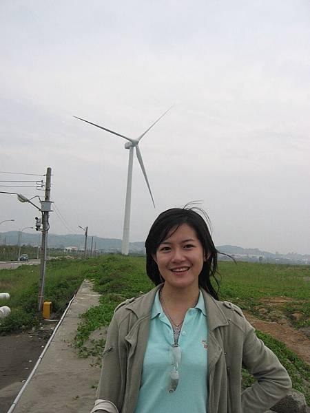 阿娟與大風車