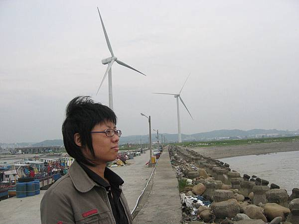 我不知道...風是在哪個方向吹