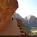 way to angels' landing