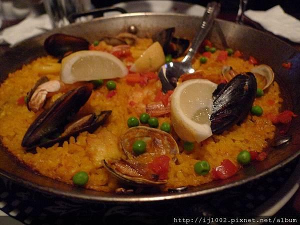 Tapas~西班牙海鮮飯