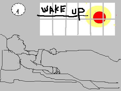 複製 -wake up